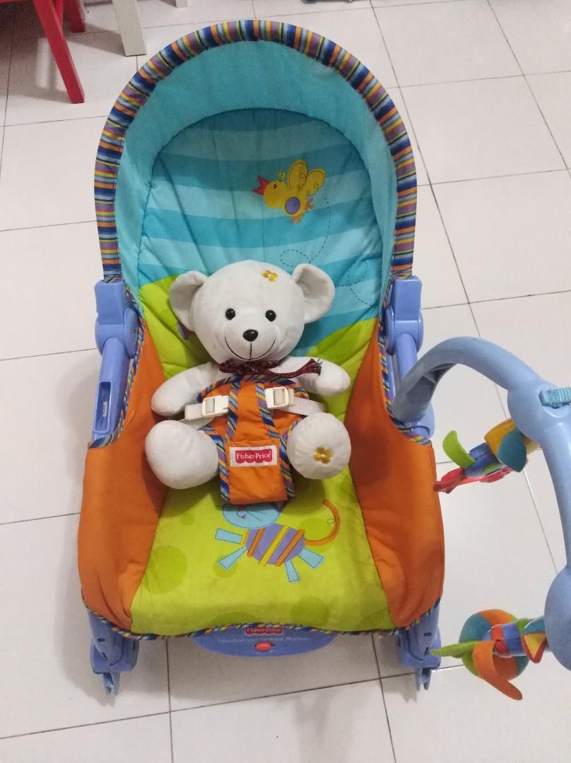 Fisher Price Newborn To Toddler Rocker Babies Kids Others On Wiring Harness Adalah Carousell