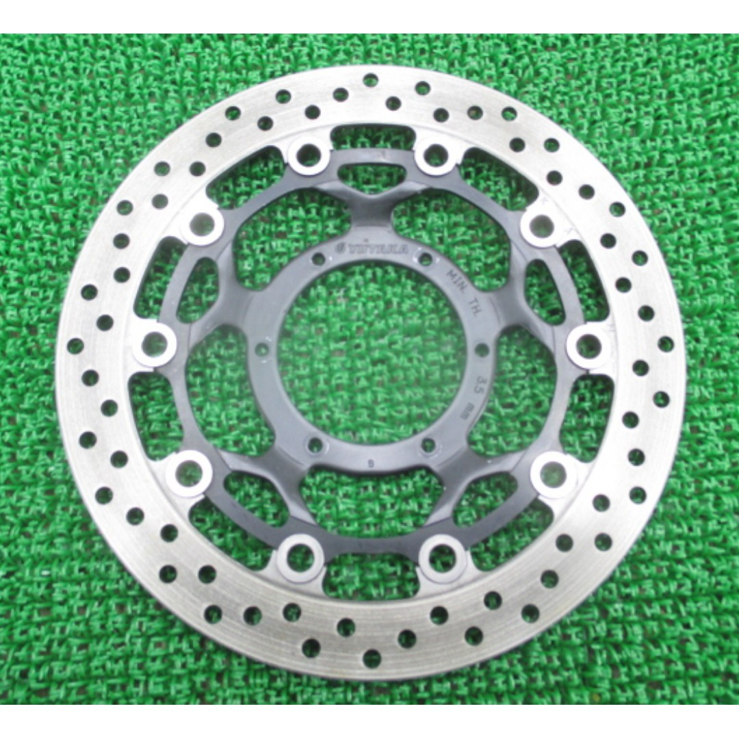 Honda Genuine motorcycle parts CB1300SF front brake disc left   (SHIP FROM JAPAN)