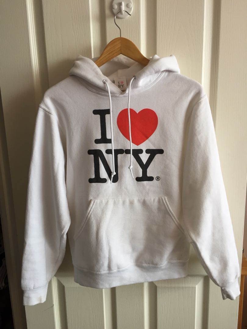 I love New York ny sweatshirt hoodie women's
