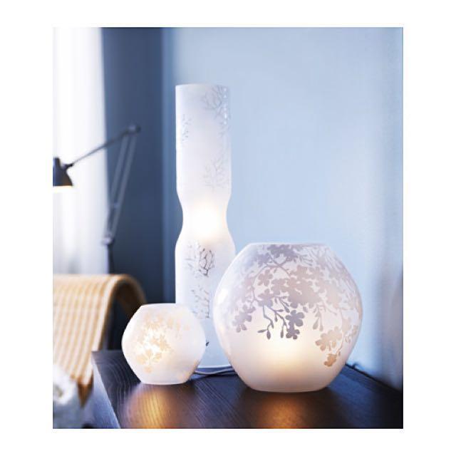 IKEA Cherry Blossom Table Lamp - brand new