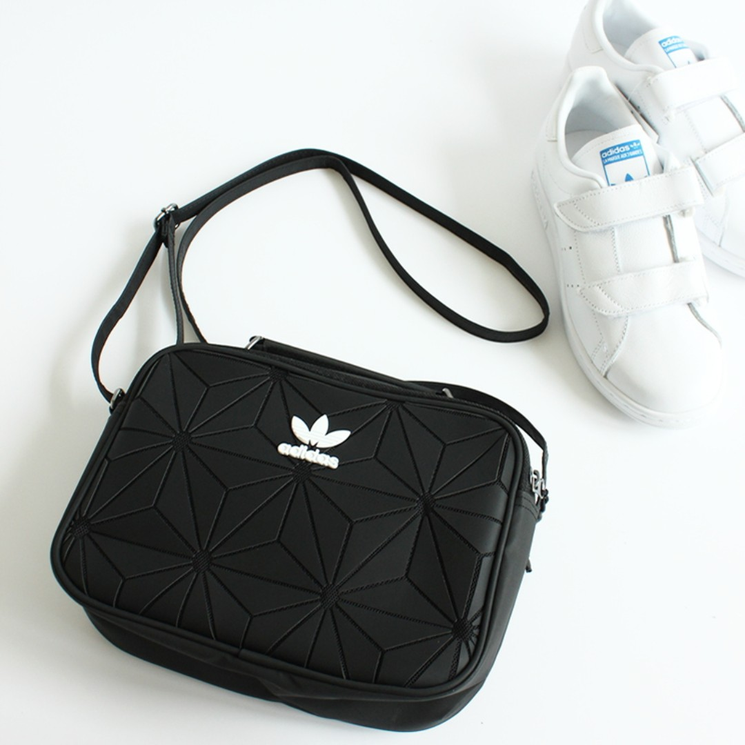 MINI AIRLINER BAG Inspired By Adidas 7e820d4245af8