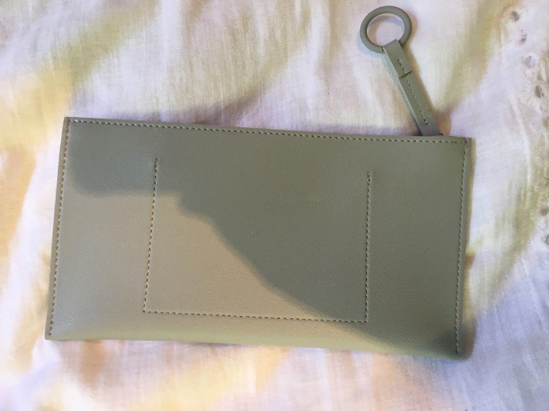 Mink pink wallet