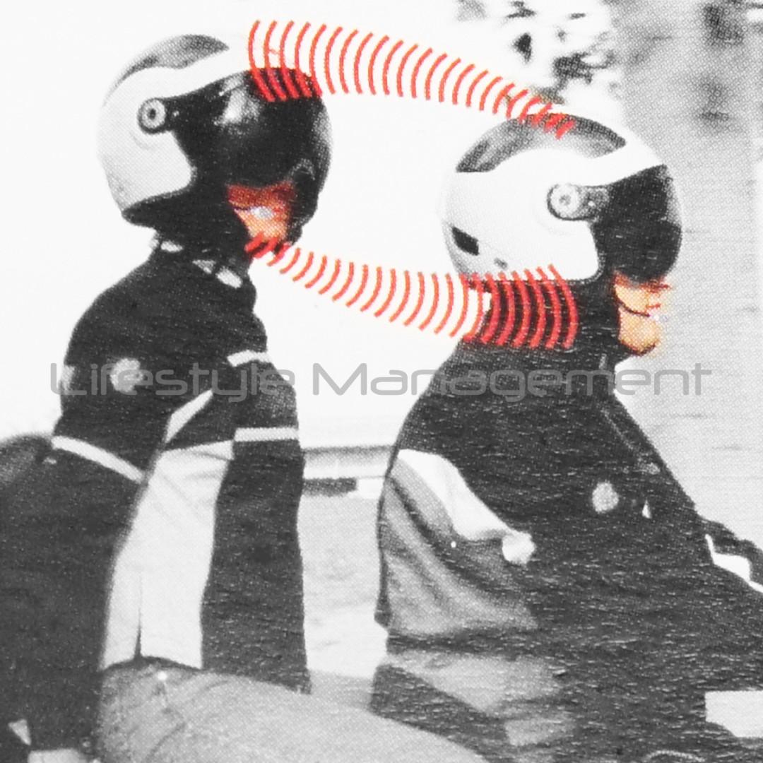 Motorcycle Intercom Wired Helmet to Helmet Headsets Speaker ...