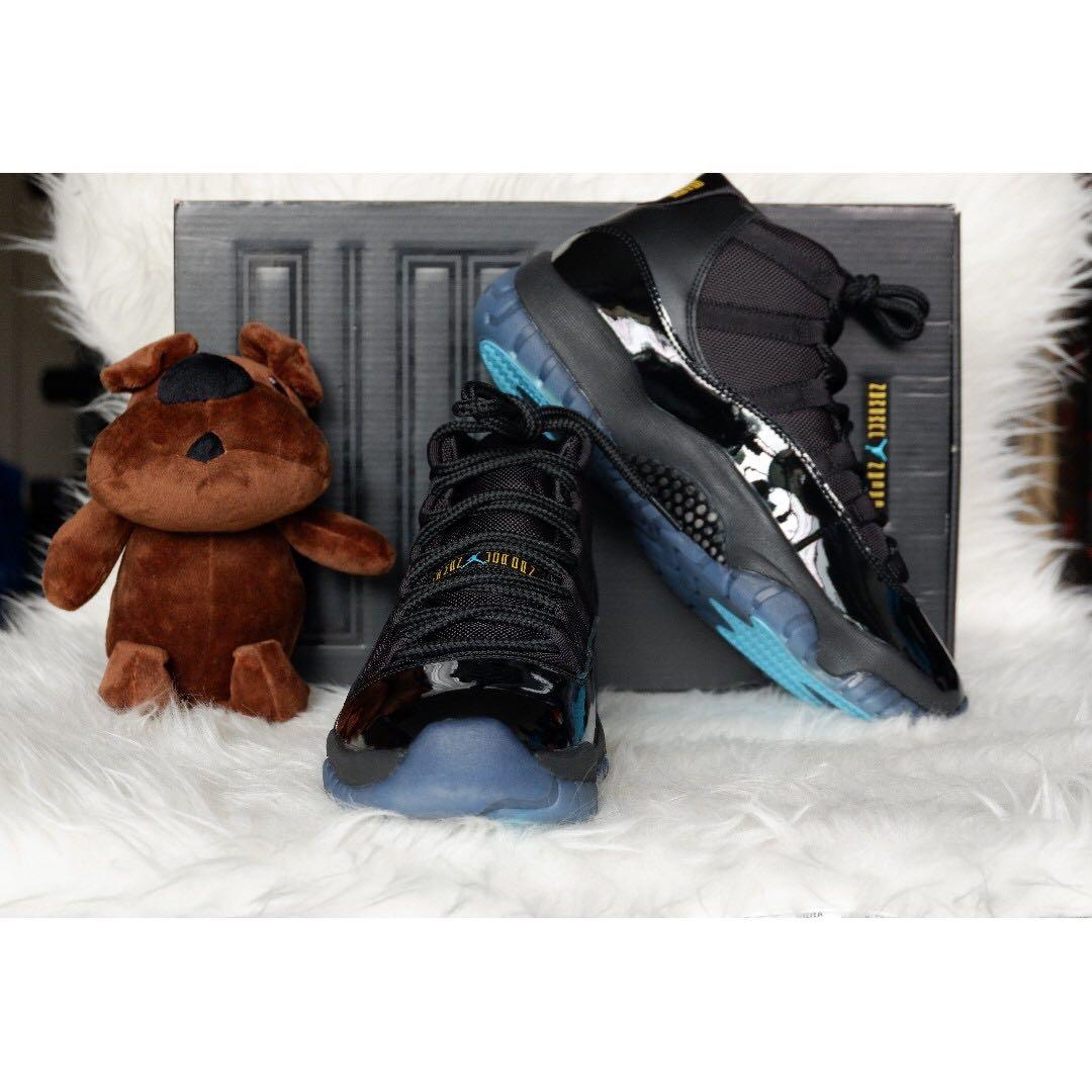 "c77786a42e4e Nike Air Jordan 11 ""Gamma Blue"" US 9"