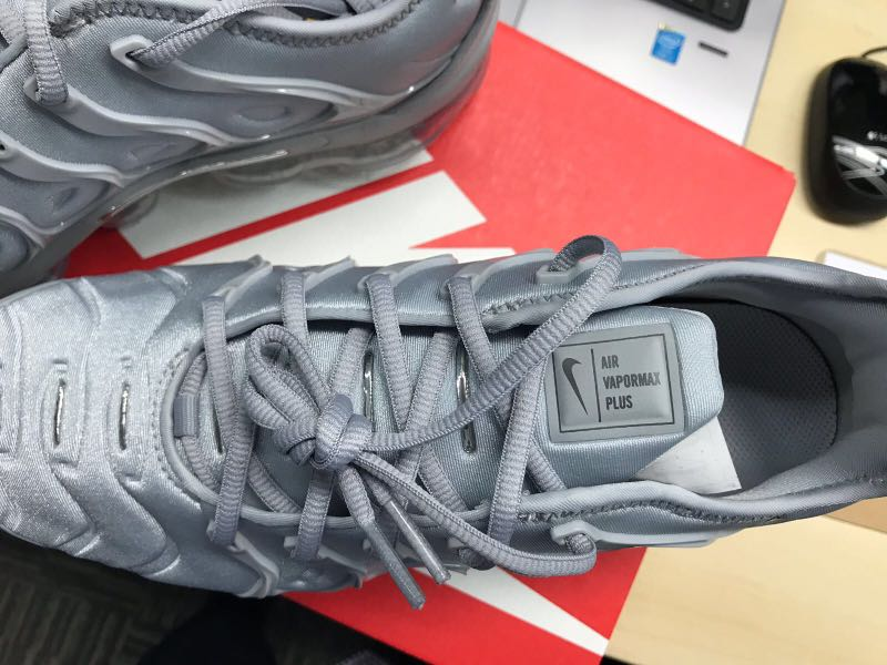 promo code 14dcd 5ecd0 Nike air vapormax plus charcoal