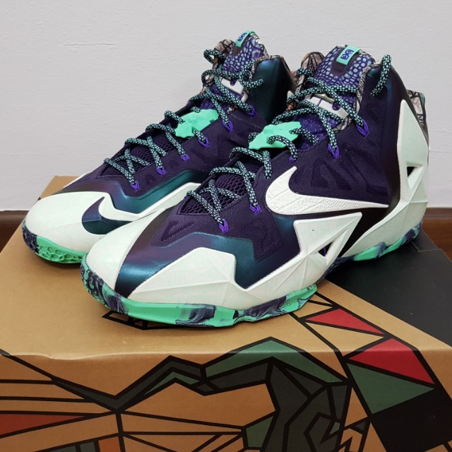 low priced eb5bb 728d6 ... purchase nike lebron 11 xi all star gator king 2707b 4607e