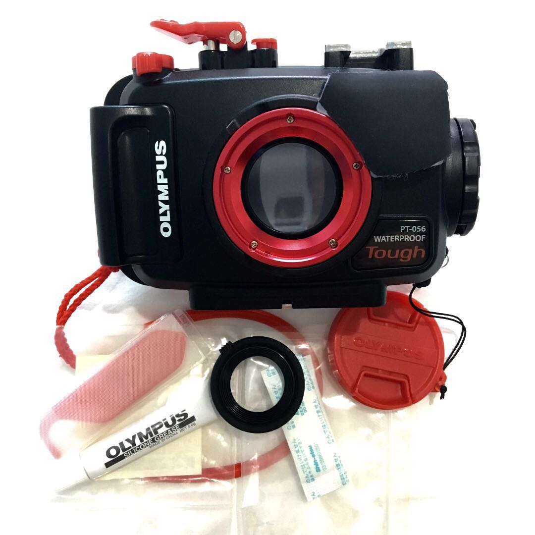 Olympus PT-056 Underwater Housing for the Tough TG-3 & TG-4
