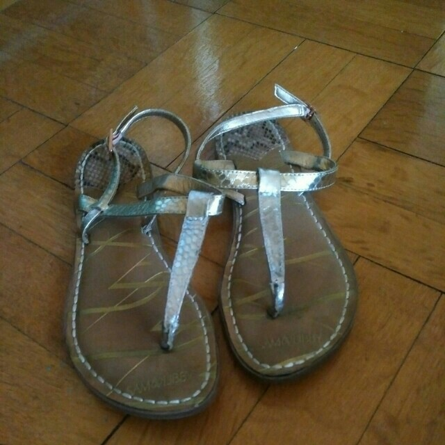 Real leather size 7