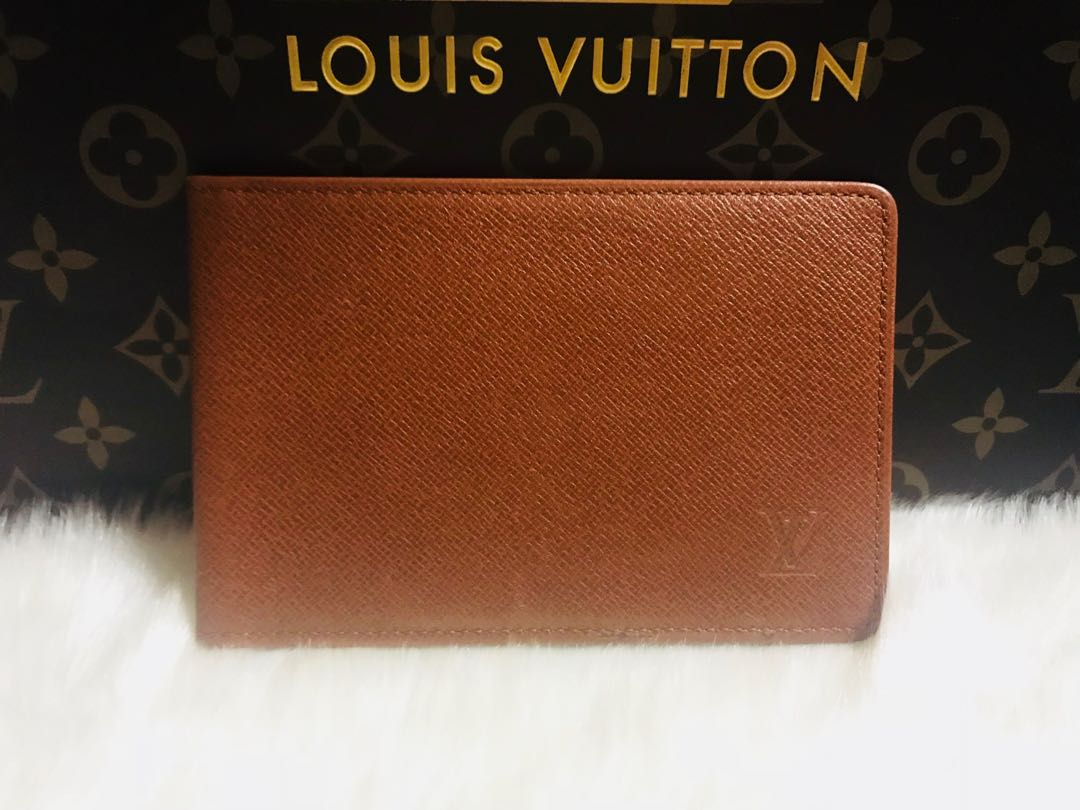 ❤️SALE!! ❤️Authentic Vintage Louis Vuitton Taiga ID Card Wallet