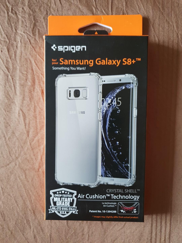 Spigen Samsung Galaxy S8 Plus Crystal Shell
