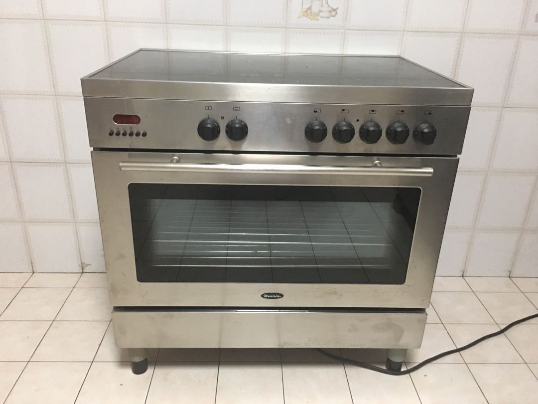 Stainless Steel Electric Cooker Oven