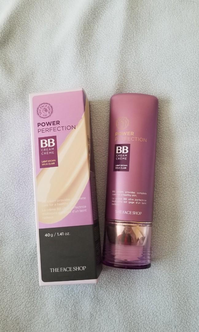 The Face Shop BB Cream
