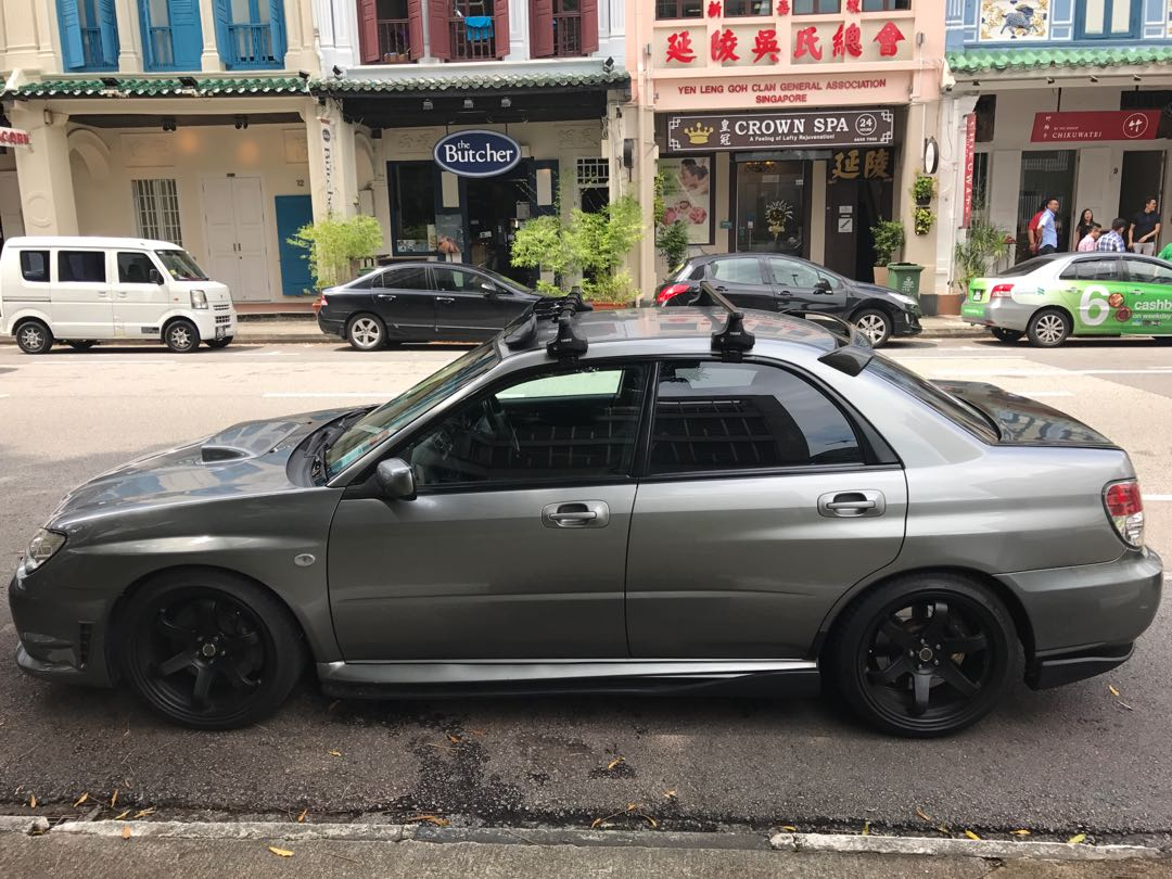 Greatest Subaru Best Roof Rack For Subaru Impreza