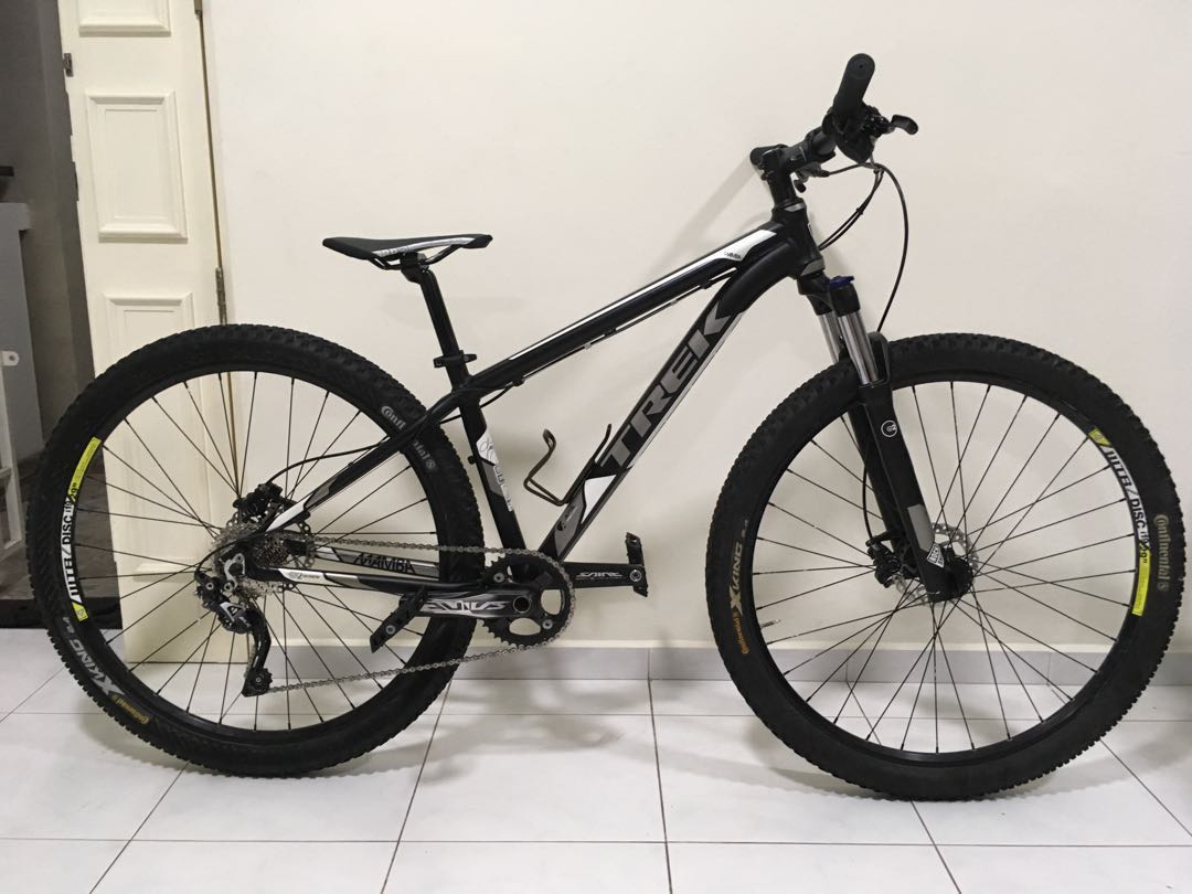 6fa2990ac28 Trek Mamba 29er, Bicycles & PMDs, Bicycles on Carousell