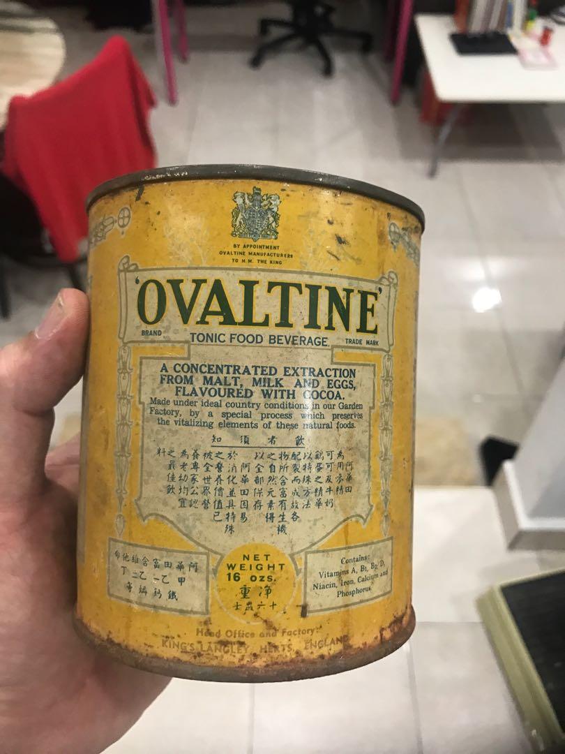 Vintage Ovaltine for sale