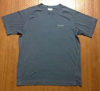 Columbia Omni Wick Tshirt Authentic
