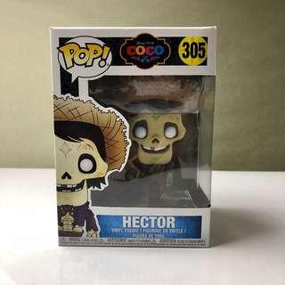 Funko Pop Hector