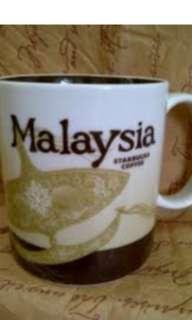 Brand new malaysia Starbucks mug