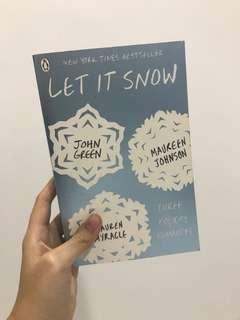 Let It Snow - John Green, Maureen Johnson and Lauren Myracle