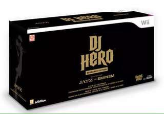 DJ HERO -- Renegade Edition for Wii