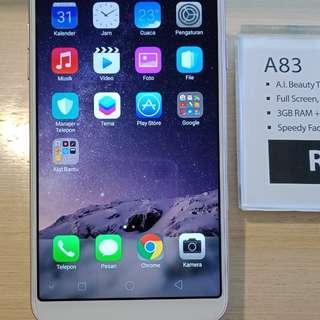 Oppo A83 dicicil tanpa kartu kredit