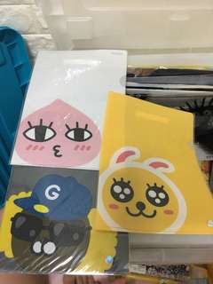 KaKao Friends File 官方正品