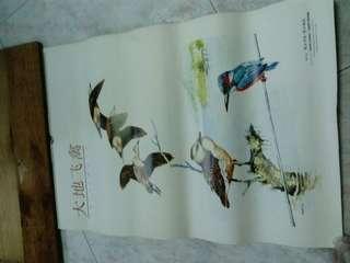 1988 Lianhe Zaobao Bird Series