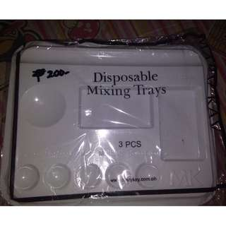 MARY KAY DISPOSABLE MIXING TRAYS