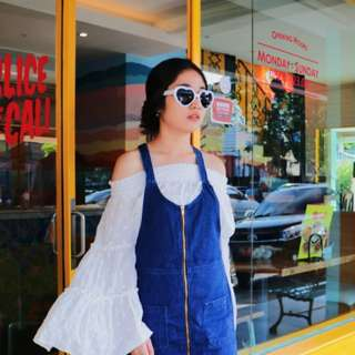 Kacamata Lolita Retro (sunglasses vintage)