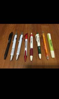 Give Away - various pens and stabilo