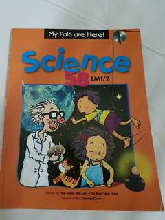 Science 5B My Pals Are Here