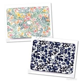 *Exclusive* Floral Macbook Cover