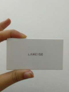 Preloved Laneige Lip Pallete
