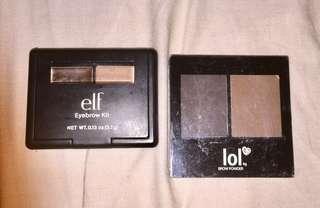 Eyebrow bundle (ELF + LOL)