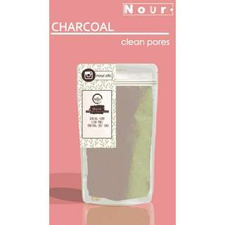 Facemask Charcoal