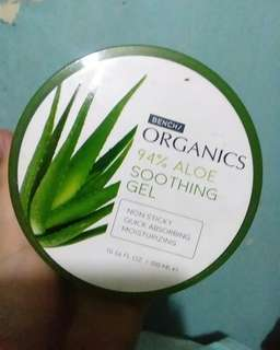 Bench aloe vera soothing gel