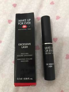 makeup for ever volume mascara