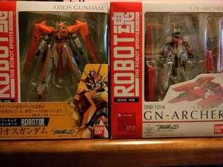 R魂 Arios+GN Archer Gundam 高達