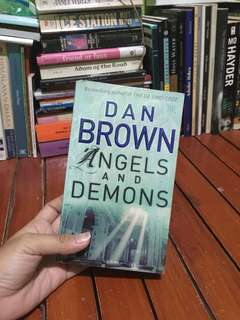 Angels and Demons (Dan Brown)