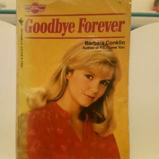 "*Rare* Sweet Dreams ""Goodbye Forever"""