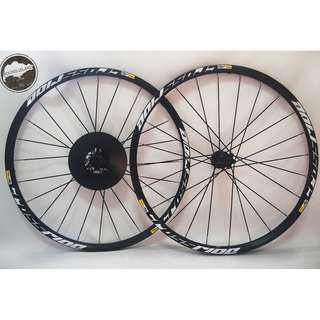 "Mavic Crossride XC 26"" Wheelset"