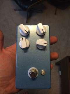 Handwired Custom Guitar Effect Pedal