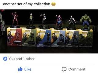 Avenger Infinity Wars Petron Toys