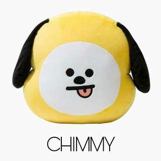 [PO] BTS BT21 CHIMMY KOYA Plushie Soft Toy Cushion