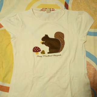 Girl T-Shirt (11-12 years old)