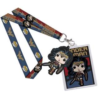 Funko Pop Lanyard Wonder Woman Collectible Gift