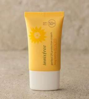 Perfect UV Protection Cream Long Lasting for oily skin