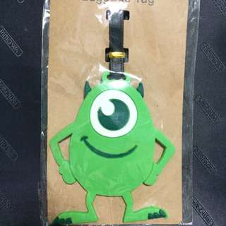 Instock🍄 Monster Luggage Tag