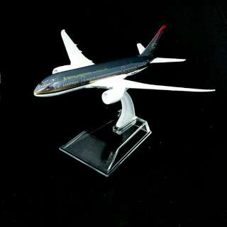 Royal Jordanian B787 Dreamliner Diecast Airplane