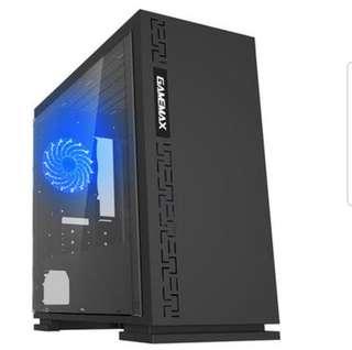 i3 8100 GTX 1060 8th Gen Custom Gaming PC